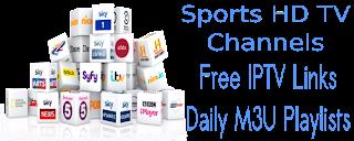 BeIN Sports Free Daily M3U8 Lista VLC 4K