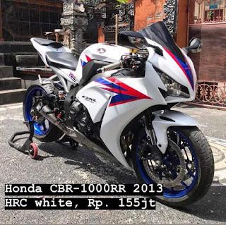 Cari Moge Bekas Honda CBR1000RR 2013