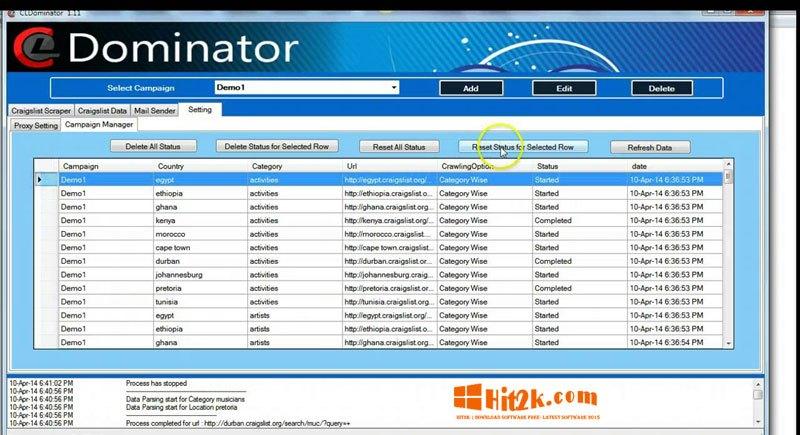 Craigs Dominator 1.5 Crack Free Download Full Version