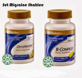 set migrain shaklee