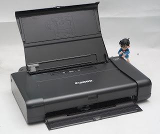 Jual Portable Printer Pixma IP110 with Battery - Wifi