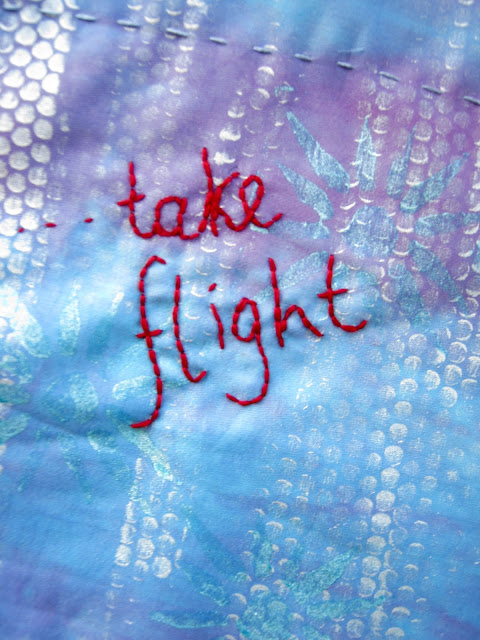 how to make a prayer flag