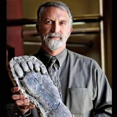 Jeff Meldrum Bigfoot Captured