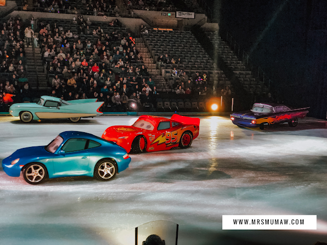 Disney On Ice: World of Enchantment , Allen County War Memorial Coliseum