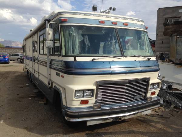 Used Rvs Gorgeous 1984 Vogue 2 Motorhome For Sale By Owner