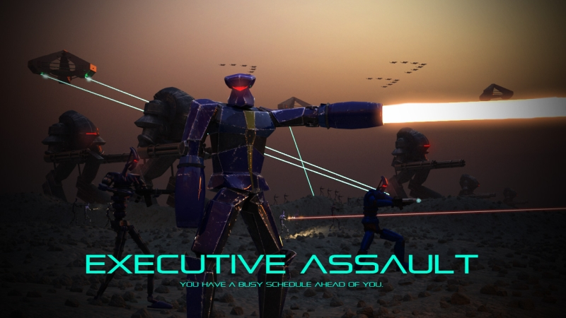 Executive Assault Free Download Poster