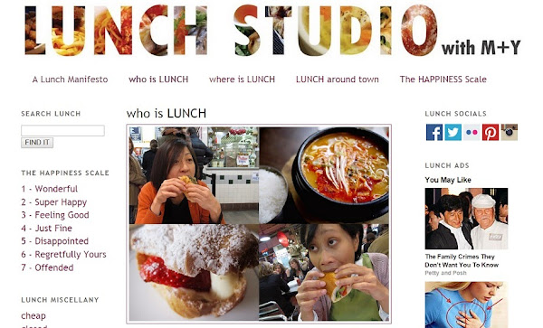 Y、M的午餐工作室 Lunch Studio with Y+M