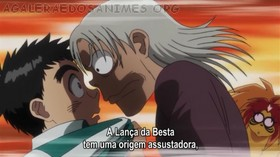 Ushio to Tora 07 assistir online legendado