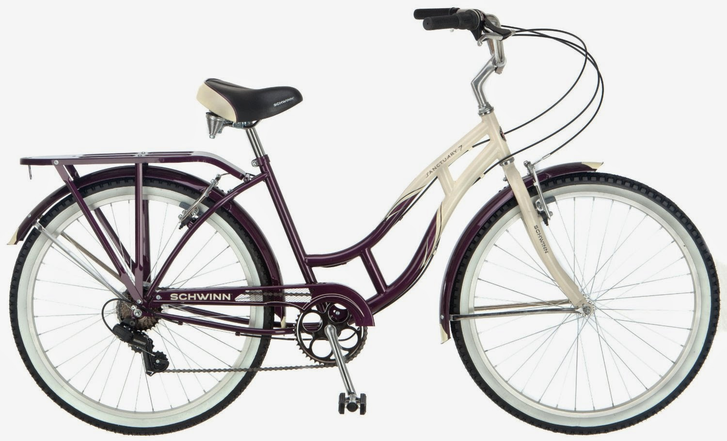 Schwinn Women's Sanctuary 7-Speed Cruiser Bicycle, picture, review features & specifications