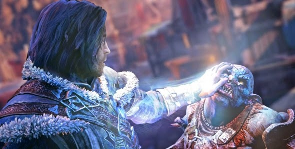 Sombras de Mordor é o game de Senhor dos Anéis