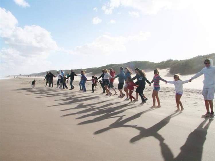 ecologia playas pinamar