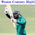 Imad Wasim century sets up Pakistan win in tour opener