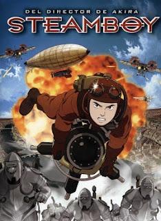 assistir - Steamboy Dublado - online