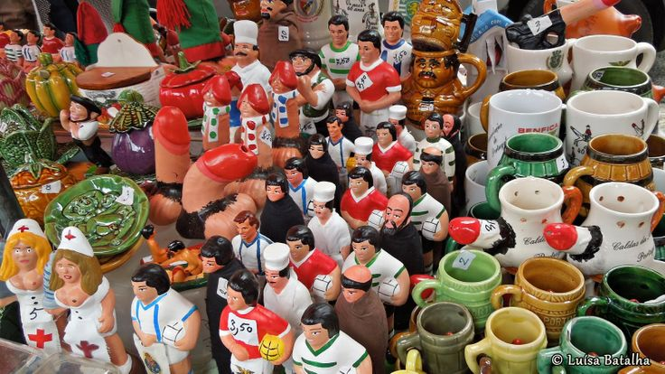 Old traditions pottery from Caldas da Rainha