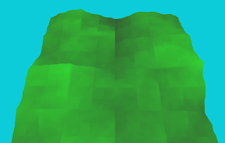 Procedural generation early example