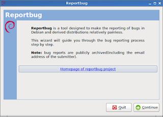 Relatou bugs ao desenvolvedor