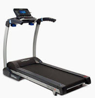 Treadmill for running, jogging or walking exercise
