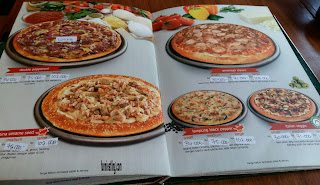 Menu Pizza House - 5