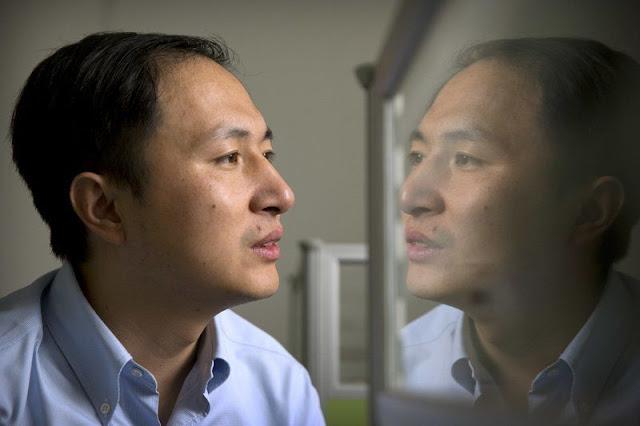Bayi Pertama yang Dimodifikasi Genetiknya Dilahirkan di Tiongkok
