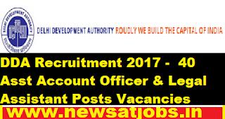 dda-account-officer-Vacancies-2017