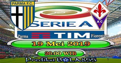 Prediksi Bola855 Parma vs Fiorentina 19 Mei 2019