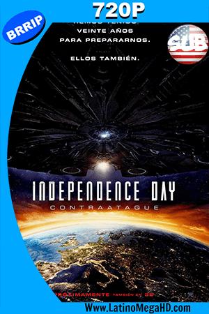 Día De La Independencia: Contraataque (2016) Subtitulado HD 720p ()
