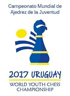 Ir a 2017 Uruguay World Youth Chess Championship - Campeonato Mundial de Ajedrez de la Juventud