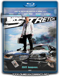 Stretch Torrent - BluRay Rip 720p e 1080p Dual Áudio