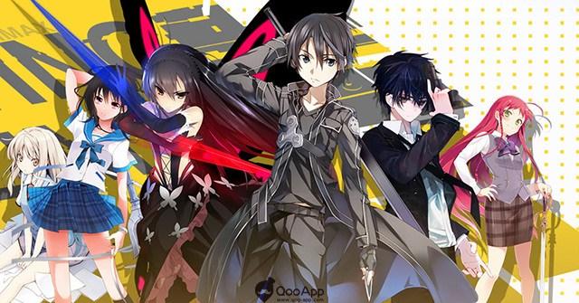 Sega's mobile fighting game based on light novel characters is in production [Dengeki Bunko: Crossing Void BETA]