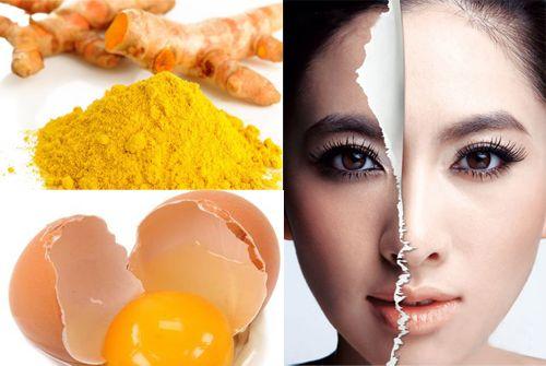 Phương pháp trị nám da bằng trứng gà hiệu quả nhất