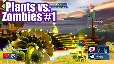 Plants vs Zombies Garden Warfare MOD APK + OBB for Android Mobile