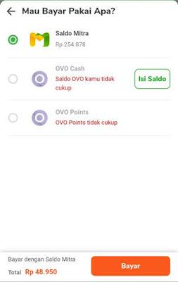 aplikasi isi pulsa murah Mitra Tokopedia
