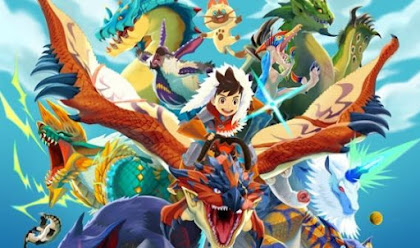 Monster Hunter Stories: Ride On Todos os Episódios Online