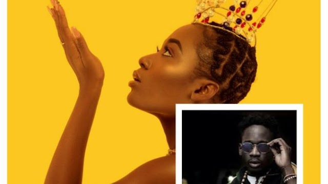Download Mp3 | Efya ft Mr Eazi - Mame ( Give Me)
