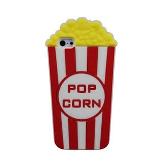popcorn phone case