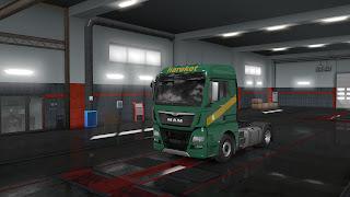 ets 2 european logistics companies paint jobs pack v1.1 screenshots 12, hareket