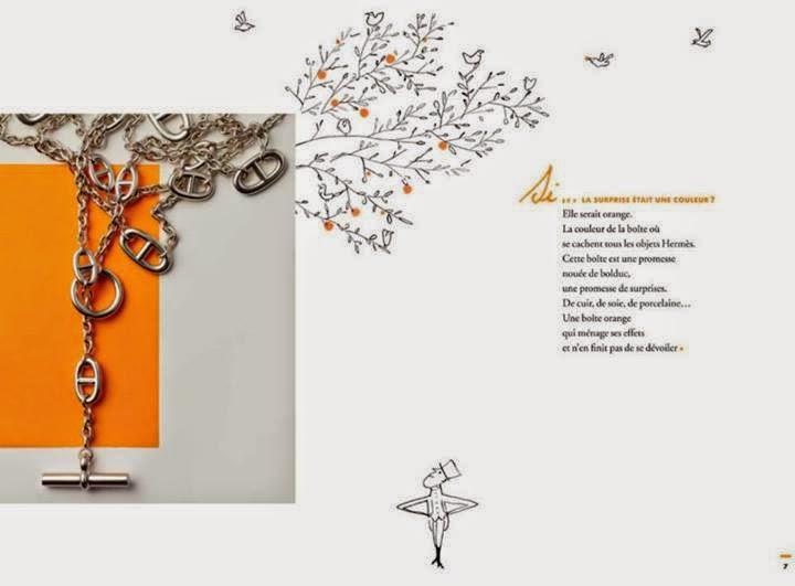 Carte Cadeau Hermes.La Belle Illustration L Univers Du Dessin Et De L