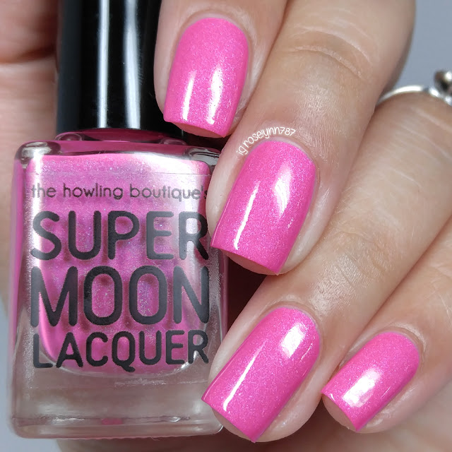 Supermoon Lacquer - You Better Run