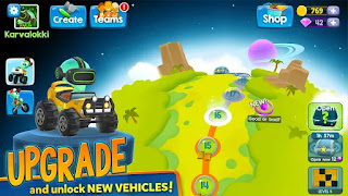 Big Bang Racing V3.0.5 MOD Apk