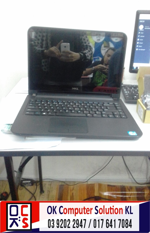 [SOLVED] LAPTOP DELL 3412 BATERI ROSAK | REPAIR LAPTOP CHERAS 2