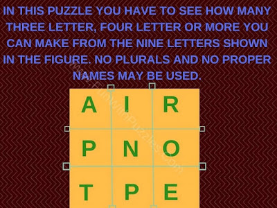 possible words with given letters jumbled words exercises with answers with puzzles 437