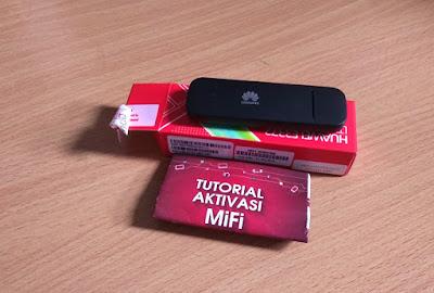 Cara Aktivasi Paket Mifi Telkomsel-Setting Modem Huawei E3372