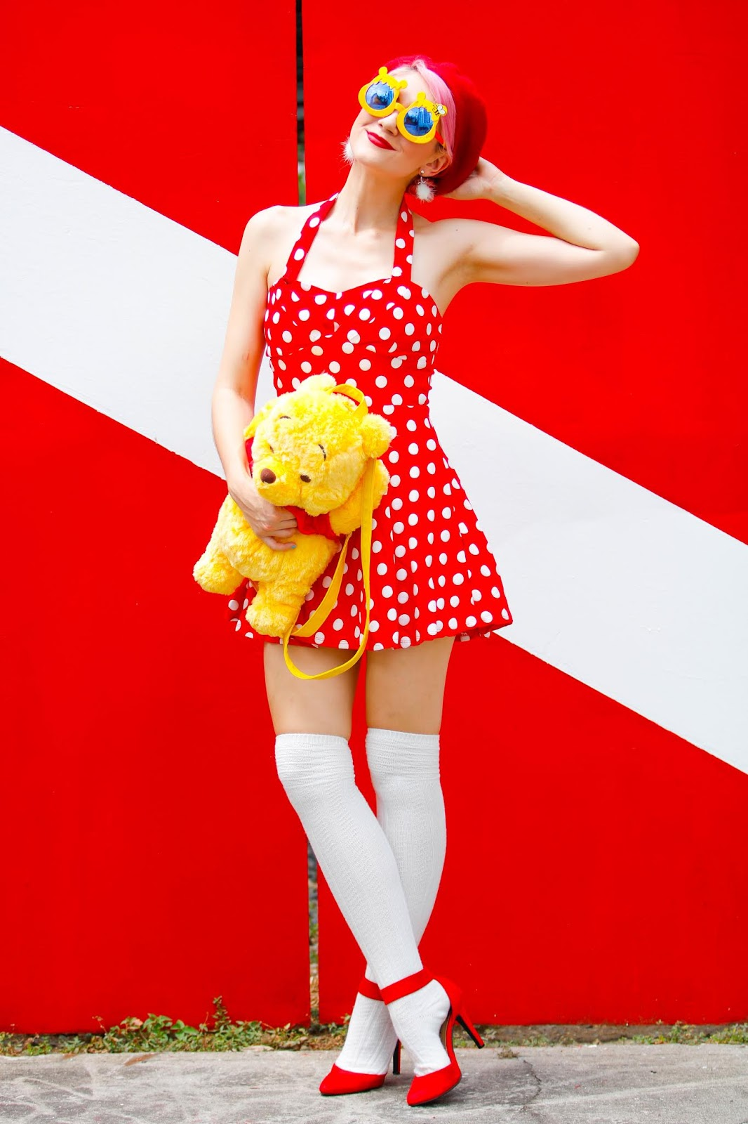 Winnie Pooh Inspired Outfit