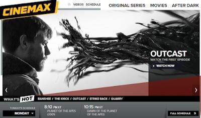 Regarder Outcast saison 1 sur Cinemax
