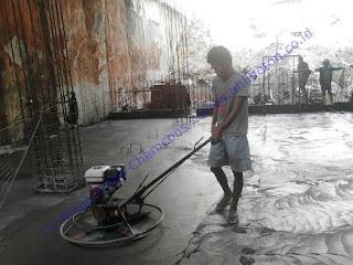 Floor Hardener biasa digunakan pada lantai garasi, area parkir, area pergudangan, area pabrik atau industri, dan area-area yang membutuhkan lalu lintas.