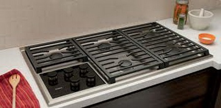Gas Cook Tops