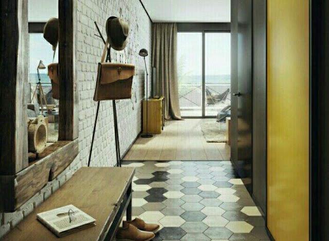 Desain interior rumah minimalis type 45 3 kamar