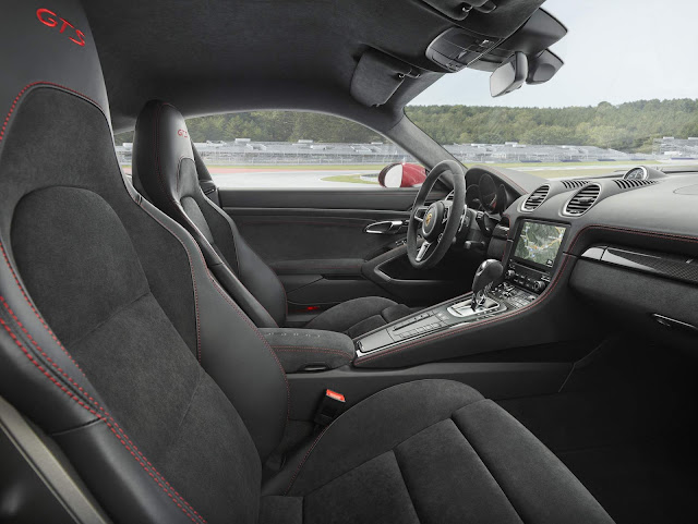Porsche 718 Cayman GTS tem preço de R$ 447 mil