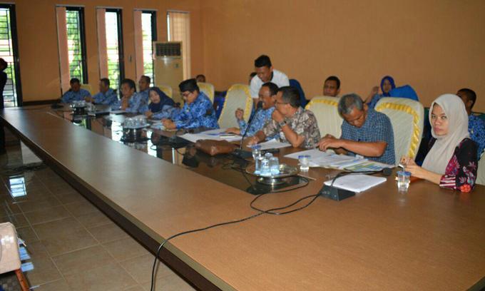 Rapat Pembahasan Kerjasama Pemda Sinjai dan BPJS 'Dipending'