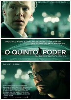 O Quinto Poder – DVDRip AVI Dual Áudio + RMVB Dublado
